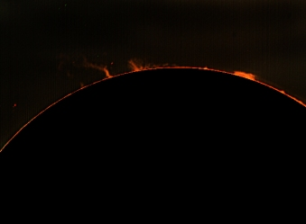 Sun on June 1, 2014